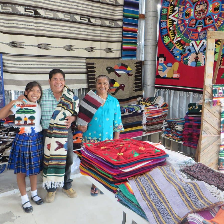 baja-tours-mexico-blanket-making